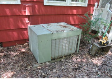 AC Unit at Move-In