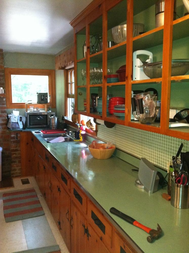 Kitchen: 90% DONE (5/6)