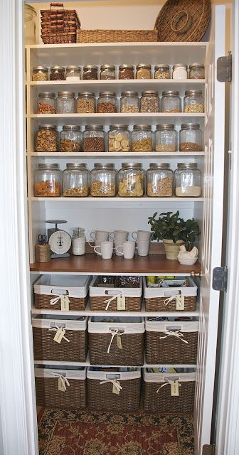 Planning the Pantry (1/6)