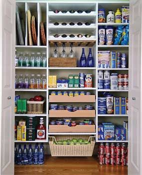 Planning the Pantry (3/6)