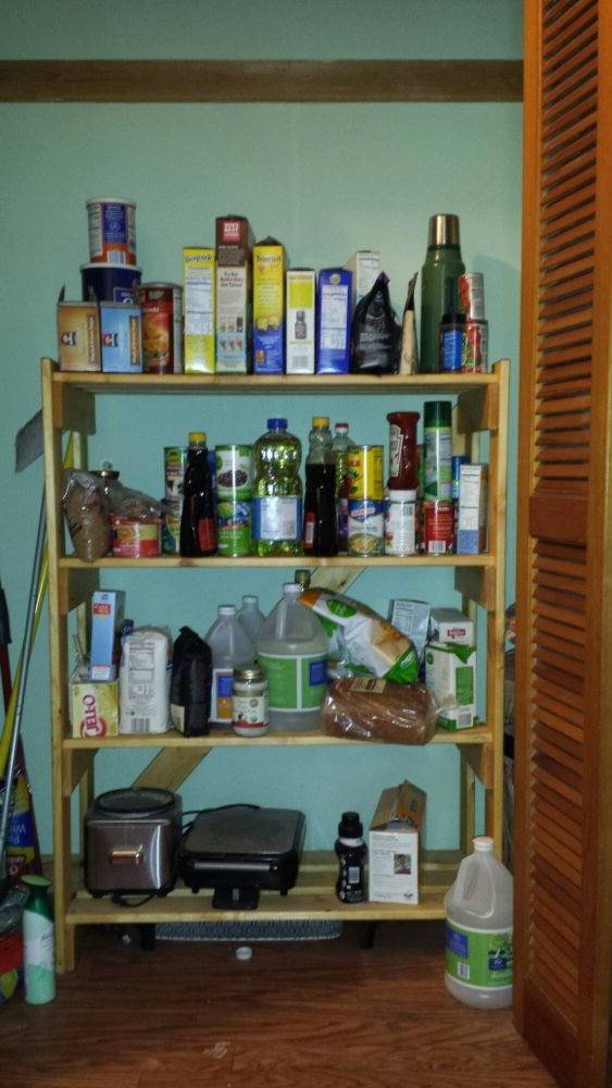Planning the Pantry (4/6)